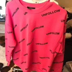 Forever 21 graphic sweatshirt EUC size Medium